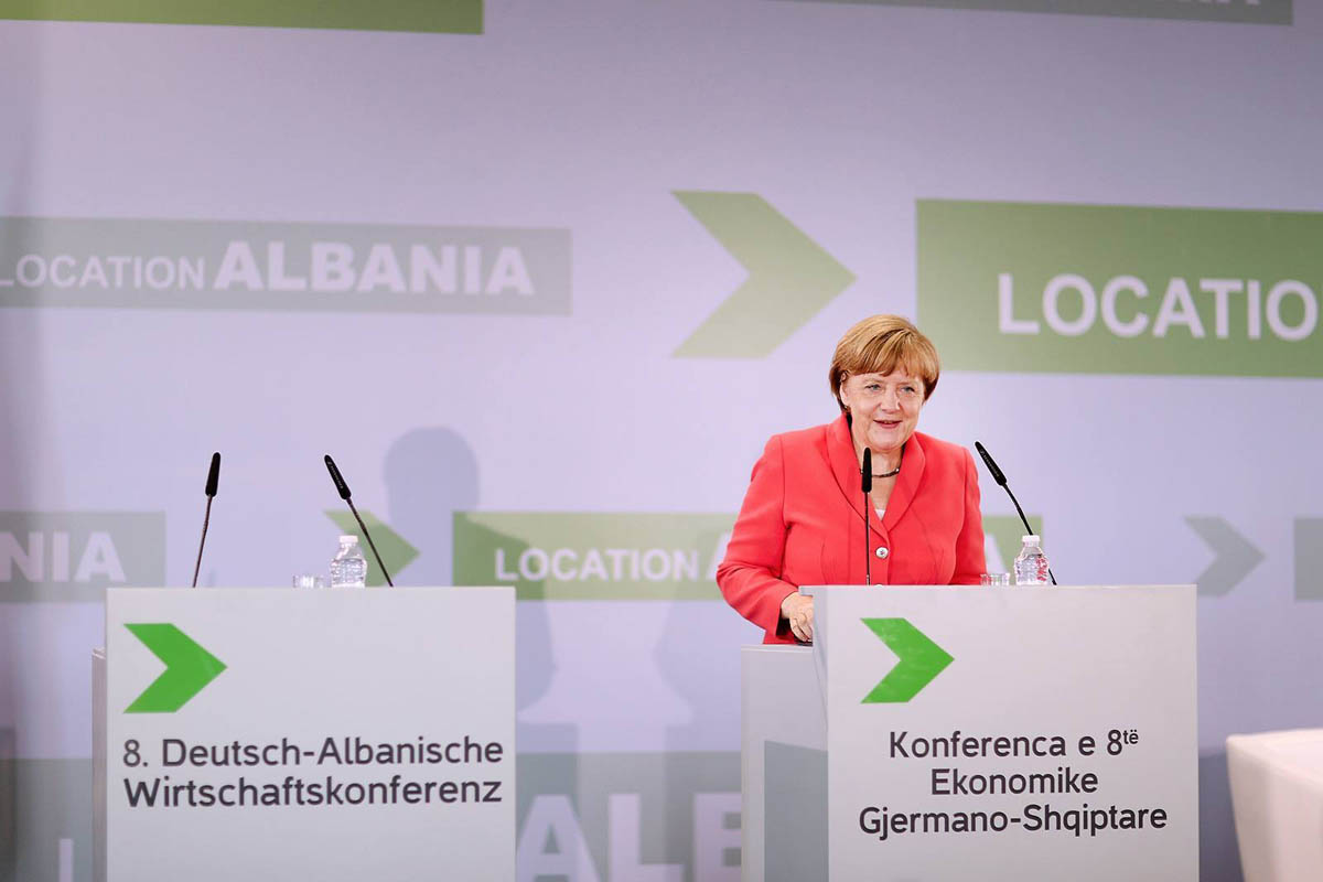 The 8th German – Albanian Business Conference
