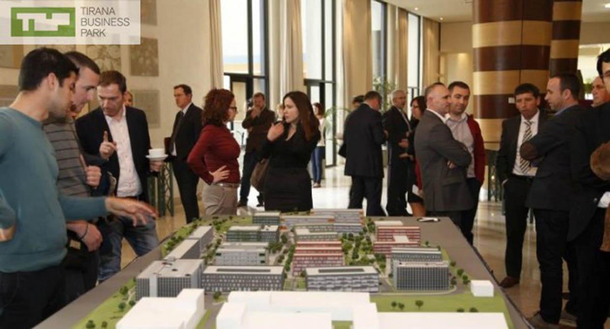 03 April 2014 – Tirana Green Building Day – LEED ® Showcase, Tirana Albania.